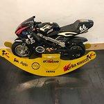 Foto de Garage Moto Cafe