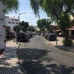 Montechoro Strip Photo