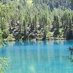 Il lago di Saoseo: che colore!!!!