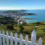 Sunny View of Aberystwyth.