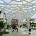 Bilde fra Expo 2015