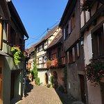 Photo de Vieille ville d'Eguisheim