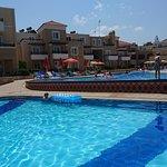 To av bassengene ved Alexandra Beach Resort. Anbefales!