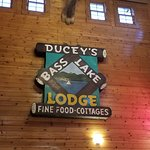 Foto de Ducey's on the Lake