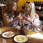 Scenic wine tours in Tuscany Foto