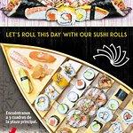 kaiseki sushi restarant your best choice, Bustillos # 312