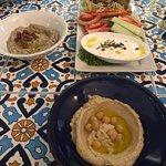 Photo de Libanonske meze in drugi užitki