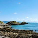 Bracelet Bay and LightHouse