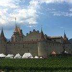 Foto van Aigle Castle