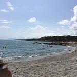 Photo de Spiaggia degli Svizzeri