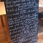 Bure River Cottage Restaurant Foto