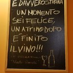 """ภาพถ่ายของ Osteria Romana """"Vinelli e Fornelli"""""""
