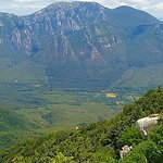Panorama Vetta dei Monti Mai