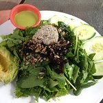 Half size Green Goddess salad