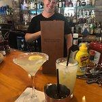 Best bartender and server ever!