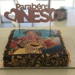 festejas anos da vanessa com o nosso sempre desejado bolo de aniversário misto