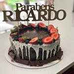 Parabéns Ricardo talvez goloso!!!