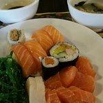 Very good sushi!