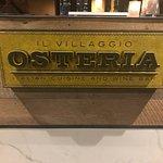 Foto de Il Villaggio Osteria