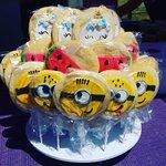 Sugar Cookie Pops Exclusive To Cupcake Junkie