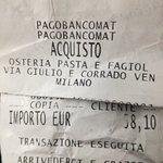 Foto de Osteria della Pasta e Fagioli