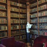 Impressive library with nearly 30,000 items
