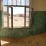 Kolmanskop Ghost Town Photo