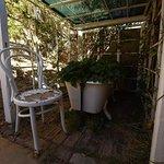 Foto van Garden Cafe