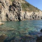 Fotografie: Sentiero Baia della Pelara