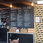 Foto de Ponyfish Island Cafe