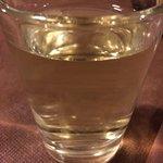 Vinello bianco della casa
