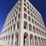 Palazzo della Civilta Italiana fényképe