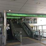 Train to Odaiba