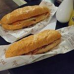 Ảnh về Bánh mì Phố