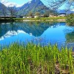 Interlaken Beautiful Small Lake 4 By AhmdSL