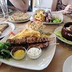 Taverna, Naxian Gastronomy
