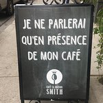 Photo de Café La Maison Smith Place-Royale