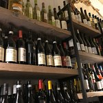 great selection of wine