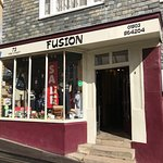 Sale at Fusion clothing.