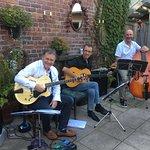 Birthday 🎂 garden party at best pub/restaurant 🍺in Afan Valley 70 guests enjoyed excellent ser