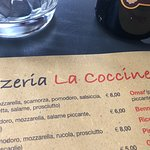 Photo of La Coccinella