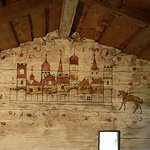 16th century wall painting
