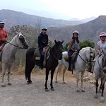 Photo of Horse Riding El Chorro