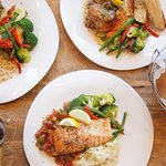 Grand Plates for the hearty appetite