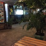 Photo de El Cafe Vegetarian Food