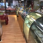Great place for home made pies and desserts. Bake to order larger pies