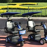 Mobility Scooter Hire by Gold Mobility Scooters  -  goldmobilityscooters.com