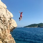 Best place to cliff jump!