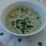 Vorspeise - Cremesuppe