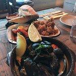 Superb meal tonight including off menu order of lobster.